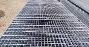 شرکت تولید انواع گریتینگ مشبک آلومینیوم