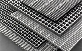 کارخانه تولید گریتینگ پله فلزی فرار