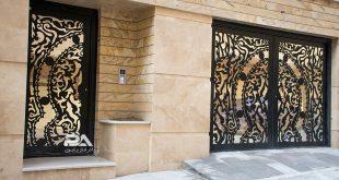 فروشگاه درب طرح دار اصفهان